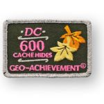 600 Hides Geo-Achievement Patch